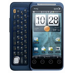 Unlocking by code HTC EVO Shift