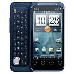 Unlocking by code HTC EVO Shift 4G