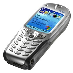 Unlocking by code HTC Qtek 7070