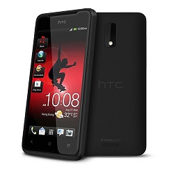 Unlocking by code HTC J
