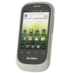 Unlocking by code Huawei Vodafone 858