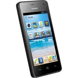 Unlocking by code Huawei Ascend G350