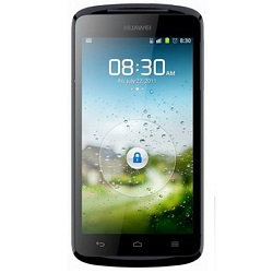 Unlocking by code Huawei Ascend G500