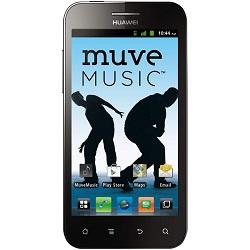 Unlocking by code Huawei M886 Mercury
