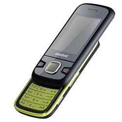 Unlocking by code Huawei U3205