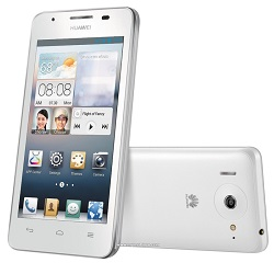 Unlocking by code Huawei Ascend Y300