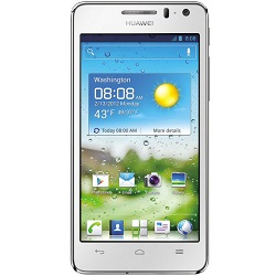 Unlocking by code Huawei Ascend G615