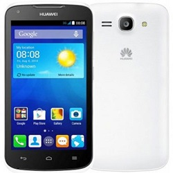 Unlocking by code Huawei Ascend Y520