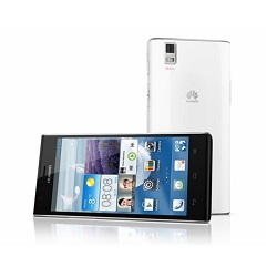 Unlocking by code Huawei Ascend P2