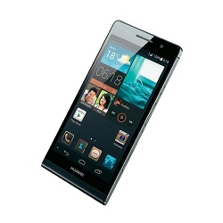 Unlocking by code Huawei Ascend P6