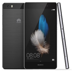 Unlocking by code Huawei P8 Lite