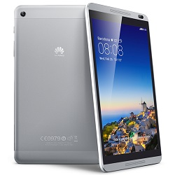 Unlocking by code Huawei MediaPad M1