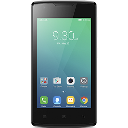 Unlocking by code Lenovo Vibe A