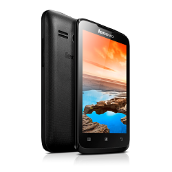 Unlocking by code Lenovo A316i