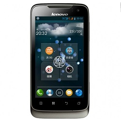 Unlocking by code Lenovo A789