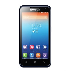 Unlocking by code Lenovo A526