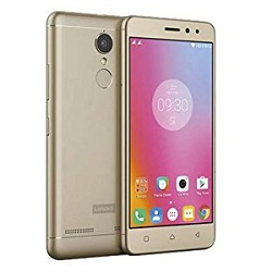 Unlocking by code Lenovo K6 Note