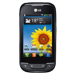 Unlocking by code LG P690 Optimus Net