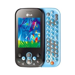 Unlocking by code LG GT360