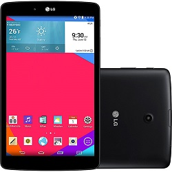 Unlocking by code LG G Pad 8.0 V480
