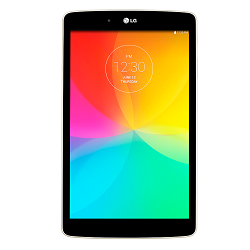 Unlocking by code LG G Pad 8.0 V490