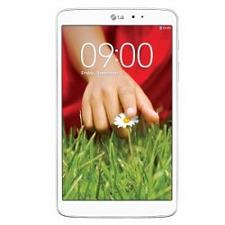 Unlocking by code LG G Pad 8.3