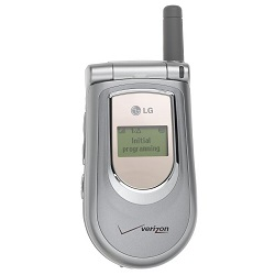 Unlocking by code LG VX4500