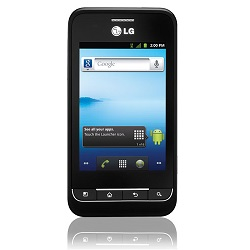 Unlocking by code LG Optimus 2 AS680