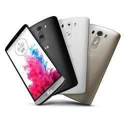 Unlocking by code LG G3 LTE A