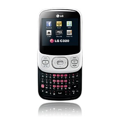 How to unlock LG C320 InTouch Lady