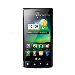 Unlocking by code LG Optimus Mach LU3000