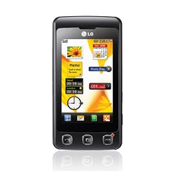 Unlocking by code LG Cookie KP500