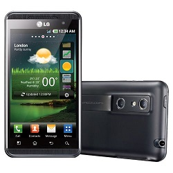 Unlocking by code LG P920 Optimus 3D