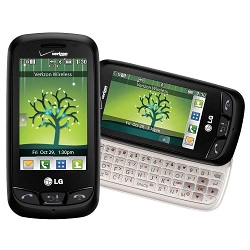Unlocking by code LG VN270 Cosmos Touch