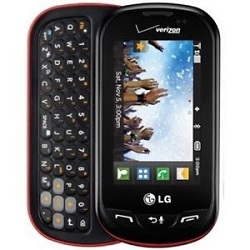 How to unlock LG VN271 Cosmos Touch