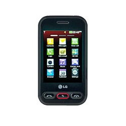 How to unlock LG T320 Wink 3G