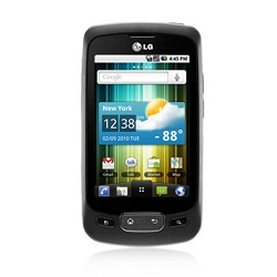 Unlocking by code LG Optimus One