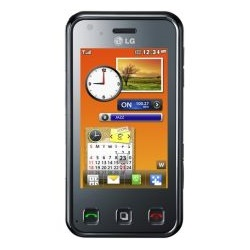 Unlocking by code LG KP570a