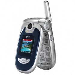 Unlocking by code LG VX8100