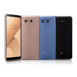 How to unlock LG G6 Plus