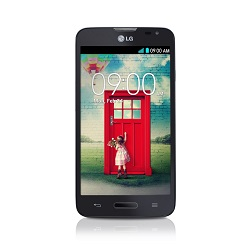 Unlocking by code LG L70