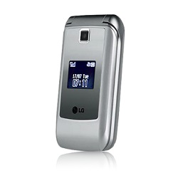 Unlocking by code LG KP210a