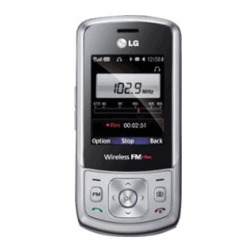 Unlocking by code LG GB230