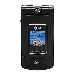 Unlocking by code LG CU500v