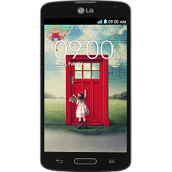 Unlocking by code LG F70 D315