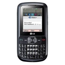 Unlocking by code LG C100 Wink