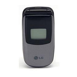 Unlocking by code LG KG120