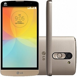 Unlocking by code LG L Prime D337