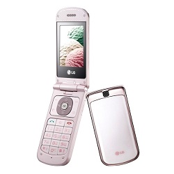 Unlocking by code LG GD310