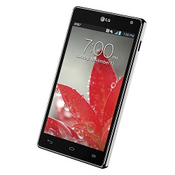 Unlocking by code LG Optimus G E970